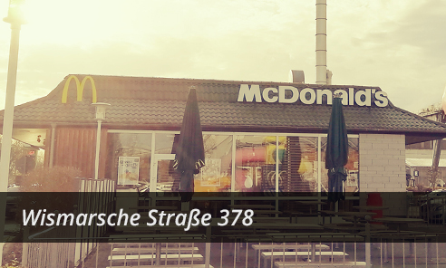McdonaldS Restaurant Wismar